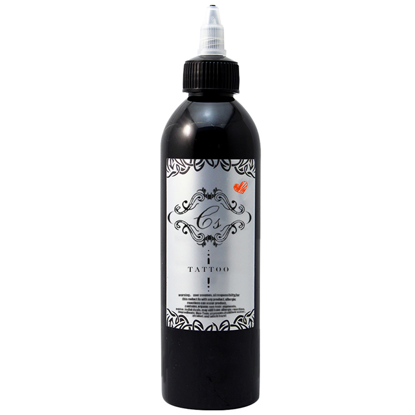 8 oz Tattoo & Body Art Pigment Ink Set Kit for Painting Permanent Makeup
