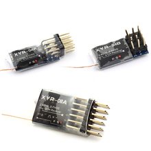 Compatible with FUTABA mini receivers  4CH 6CH Fast response and high sensitivity Recommended for T6J/T14SG/16SZ/18SZ/18MZ