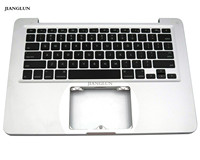 JIANGLU For Macbook Pro 13 A1278 Palmrest Top Case with US Keyboard 2011 2012