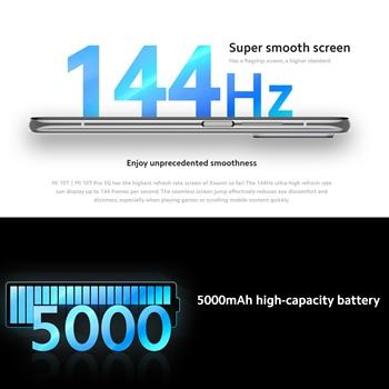 "Global Version Xiaomi Mi 10T PRO 8GB+256GB 5G Smartphone Snapdragon 865 108MP Camera 144HZ 6.67""Screen 5000mAh 33W Fast charge 2"
