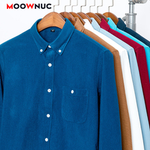 Shirts Mens Business Casual Coverall S-4XL 2020 Non-Ironing Solid Classic British Style Slim Fashion Short Sleeve Male Hombre