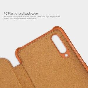 Image 5 - For Xiaomi mi A3 Case Cover for xiaomi mi cc9e NILLKIN Vintage Qin Flip Cover wallet PU leather PC For Xiaomi Mi CC9 case 6.39