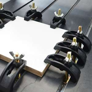 Machine-Parts Bow-Plate-Sets Working-Table Clamp-Fixture Engraving T-Slot Pressure-Plate