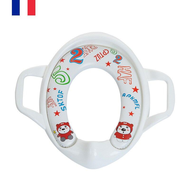 Deconstructable CHILDREN'S Toilet CHILDREN'S Toilet Seat Men And Women Baby Toilet Seat Toilet Mat Infant Zuo Bian Dian