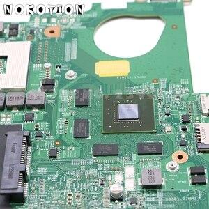 Image 4 - NOKOTION CN 0J2WW8 0J2WW8 MAIN BOARD For Dell inspiron N5110 Laptop Motherboard HM67 DDR3 GT525M 1GB