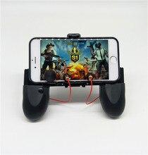Новый шаблон для PUGB Mobile Game Controller Free Fire PUBG Mobile джойстик геймпад металл кнопка для iPhone Gaming Pad Android