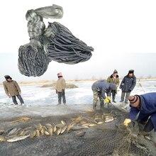 Рыболовная сеть, рыболовная Ловушка, жаберная сеть, однослойная, 3 слоя, рыболовная сеть, липкая сетка, ловушка, нейлоновая сетка, подвесная сетка, для рыбалки на открытом воздухе, Gear1.8* 30 м