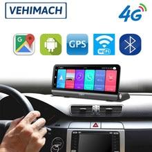 4G Dash Cam GPS Wifi For Car DVR Camera Android 8.1 ADAS Bluetooth 1080P 2G+32G Dashboard Navigation Auto Video Recorder Monitor