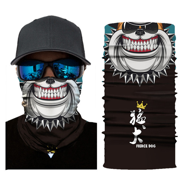 Biker Scarf Face Cover  3
