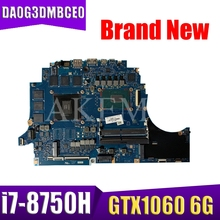 100% working for hp OMEN 15-DC 15T-DC motherboard L24335-601 DA0G3DMBCE0 i7-8750