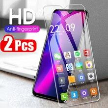 2 uds de vidrio para Asus ZenFone 6 5 5Z V en L2 L1 ZS620KL ZE620KL ZS621KL ZS630KL V500KL ZA550KL G553KL ZA551KL Protector de pantalla