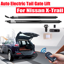 Car Electronics Tailgate smart auto electric tail gate lift For Nissan X-Trail 2015-2017 Remote Control Trunk Lift Avoid Pinch car electric tail gate lift special for lexus es 2018 easily for you to control trunk