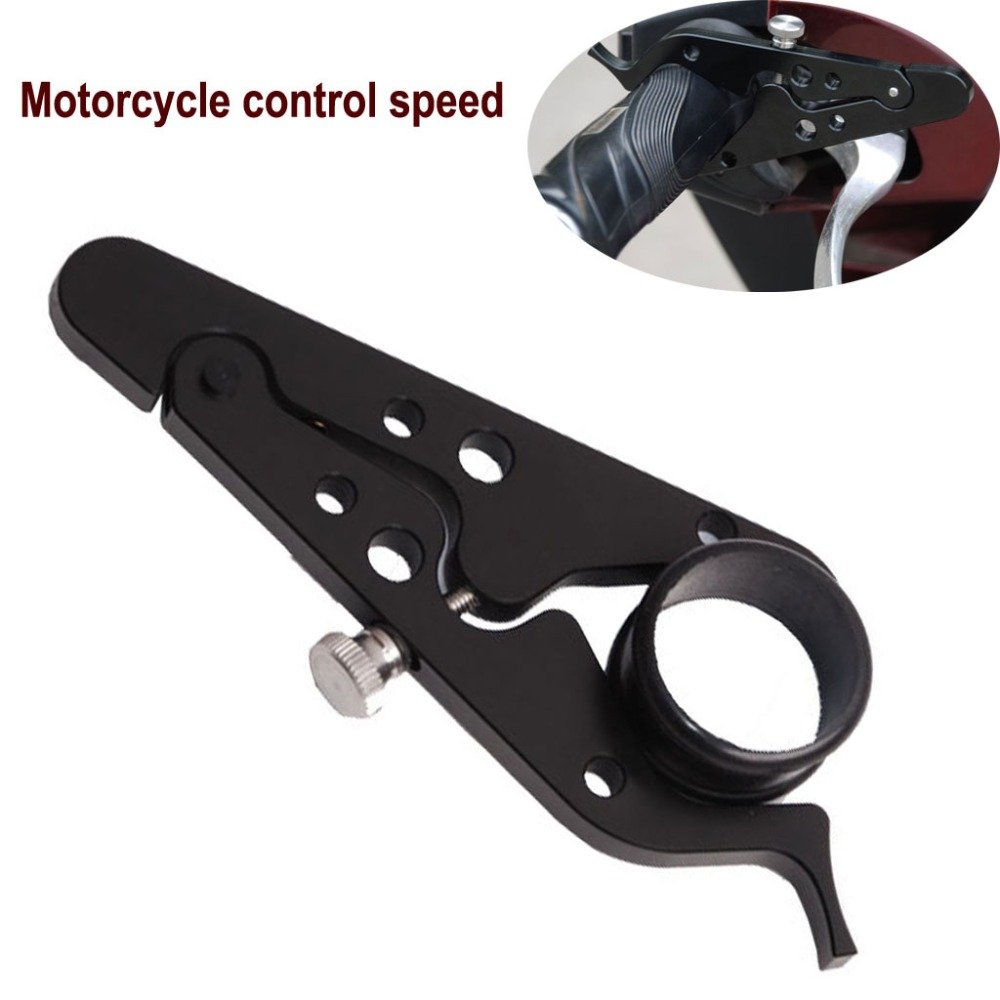 General Throttle Control Motorcycle Cruise Control Assist Rocker Cramp Stopper!!