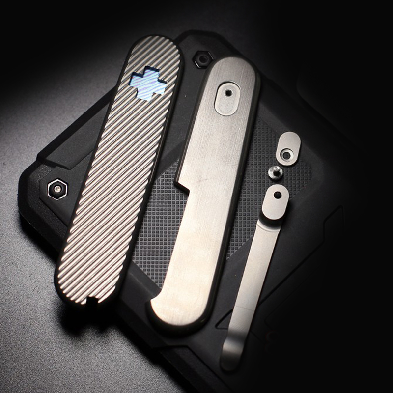 A189 Available In A Variety Of Sizes And Styles Titanium Alloy TC4 Saber Modified Patch Handle