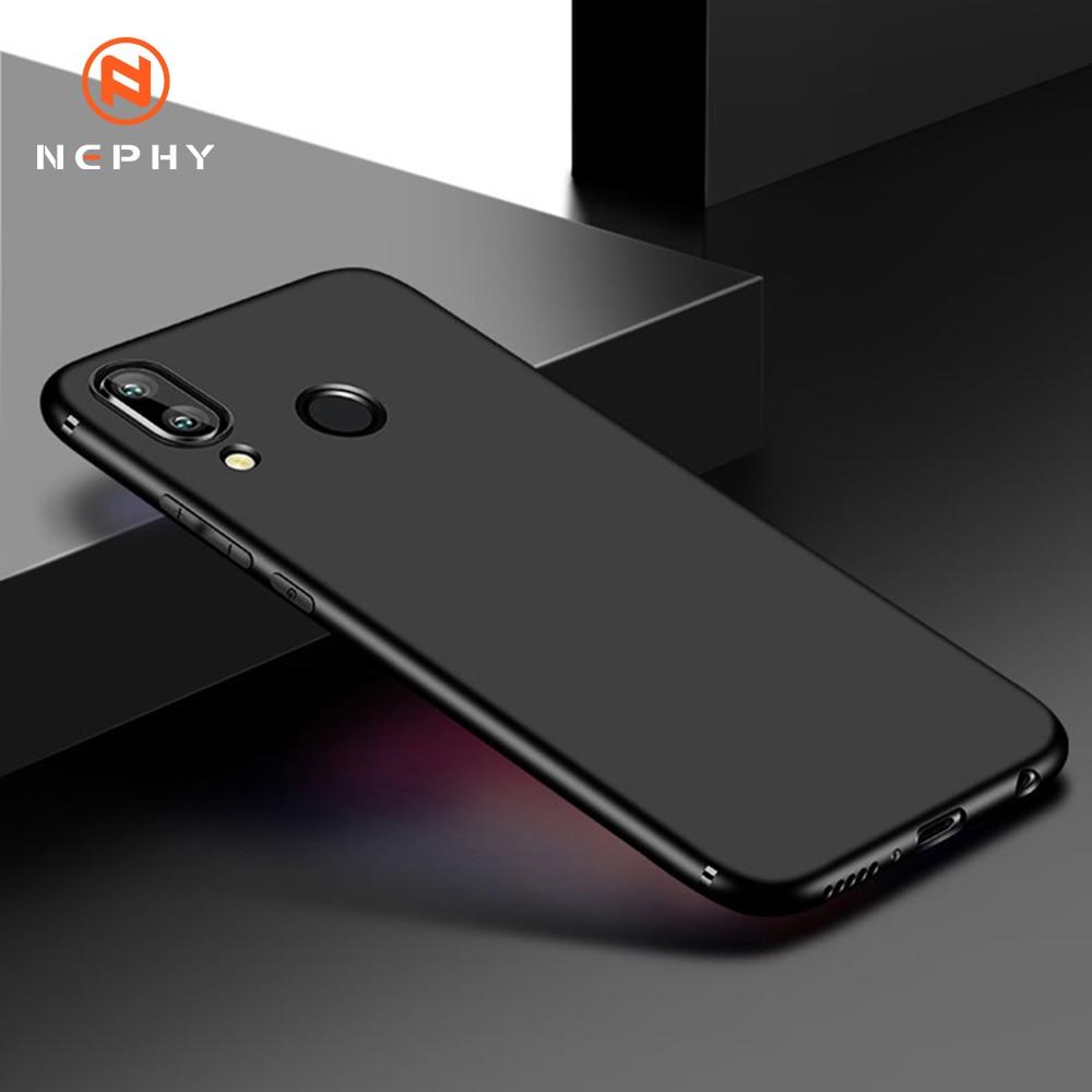 Ультратонкий Мягкий силиконовый чехол для Huawei P10 P20 P30 Lite Plus Mate 9 10 20 Pro Nova 2i 3e 4e TPU мобильный телефон Чехол задний бампер