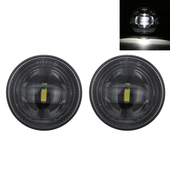2PCS 30W LED Fog Lights Assembly Kit Waterproof LED Passing Lamps for Ford Expedition 2007-2015