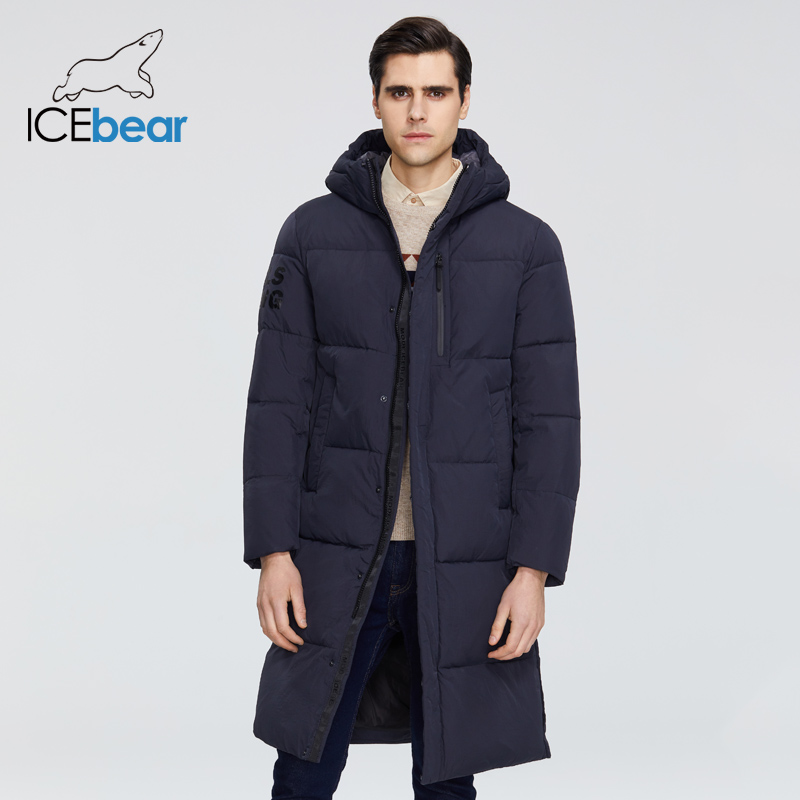 ICEbear 2019 New Men's Clothing High Quality Winter Men's Jacket Brand Apparel MWD19803I