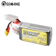 TATTU R-LINE 1.0 11.1V 750mAh 95C 3S Lipo Battery XT30 Plug for Eachine Lizard95
