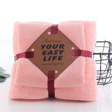 Luxury towel set Coral velvet towel bath towel for Adults thick soft absorbent mother towel gift Face towel bath towels70*140CM coral velvet absorbent bath towels for adults face towel bath towel set soft comfortable bathroom towel set 70 140 11 colors