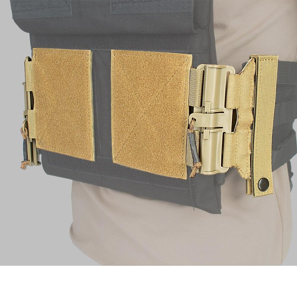 Тактическая облегченная модульная система быстрого снятия пряжки Комплект съемной системы JPC CPC NCPC 6094 420 жилет для страйкбола пейнтбола охо...