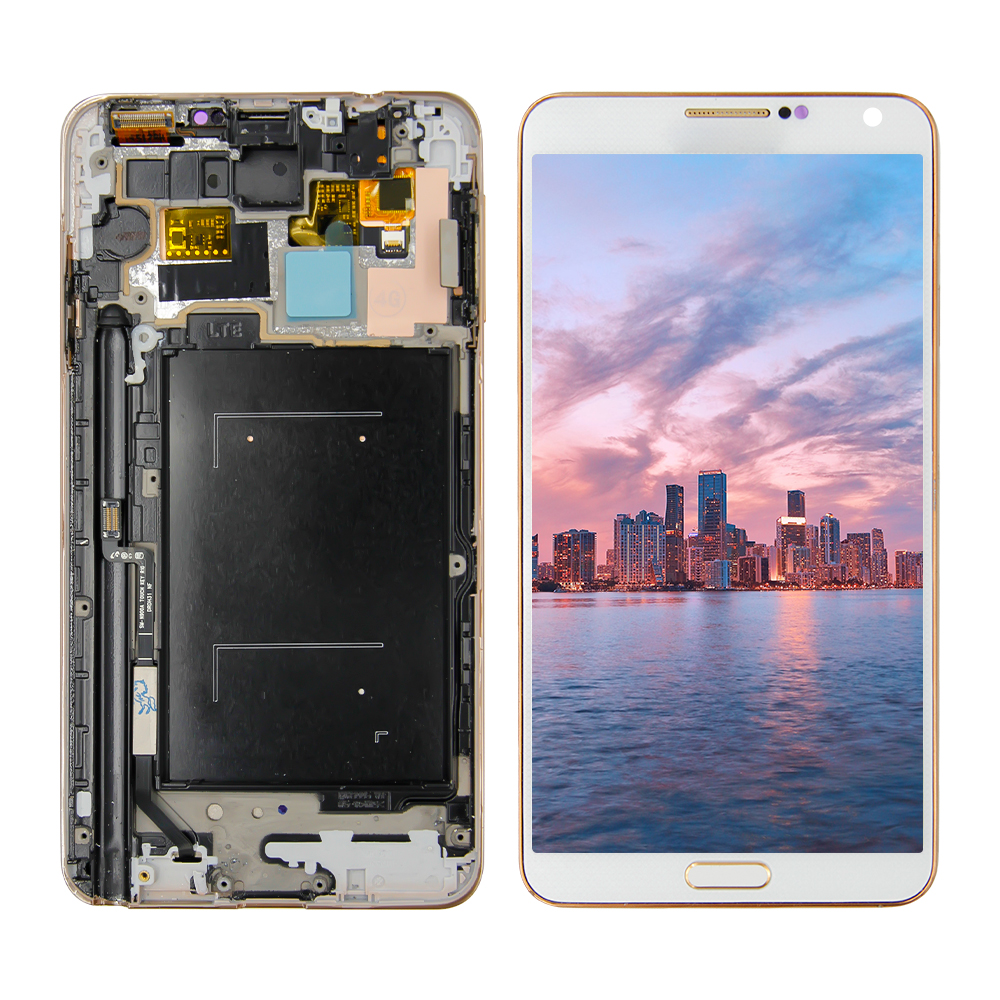 For Samsun-Galaxy Note3 Note 3 N900A N9005 N9006 <font><b>LCD</b></font> Display Touch Screen Digitizer Assembly For Samsung-Note 3 LCDc image