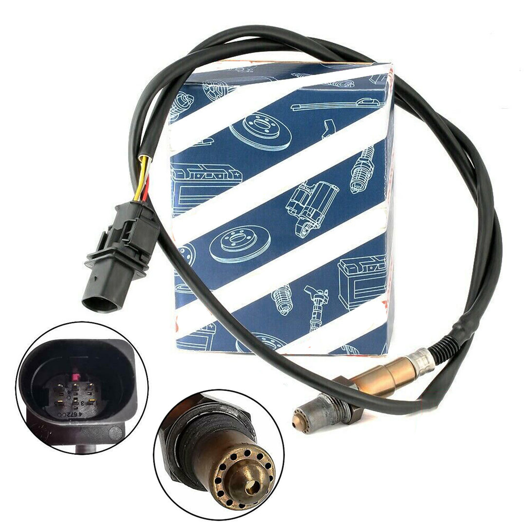 Mayitr 1set WideBand Oxygen Sensor LSU4.9 With AEM Air-Fuel Ratio Table 0258017025 For Leaded Unleaded Diesel Methanol