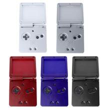 Dành Cho Máy Nintendo GBA SP Cho Gameboy Nhà Ở Da Ốp Lưng Thay Thế Đầy Đủ Dùng Cho Tiến Quân SP
