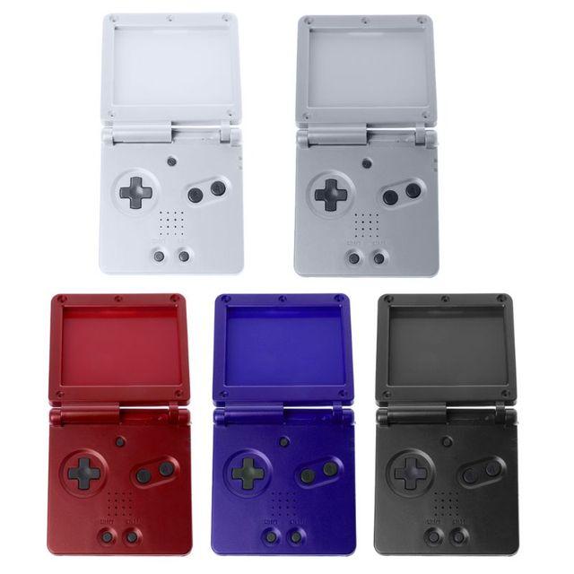 Für Nintendo GBA SP Für Gameboy Gehäuse Fall Abdeckung Ersatz Voll Shell Für Voraus SP