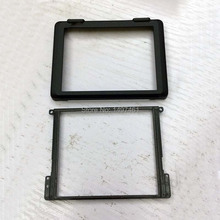 Écran LCD protéger les pièces de réparation de cadre de boîtier pour Nikon D850 SLR