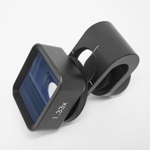 1.33X Anamorphic Lens Deformation Fimmaking Mobile Phone Widescreen Movie Wide-Angle Camera