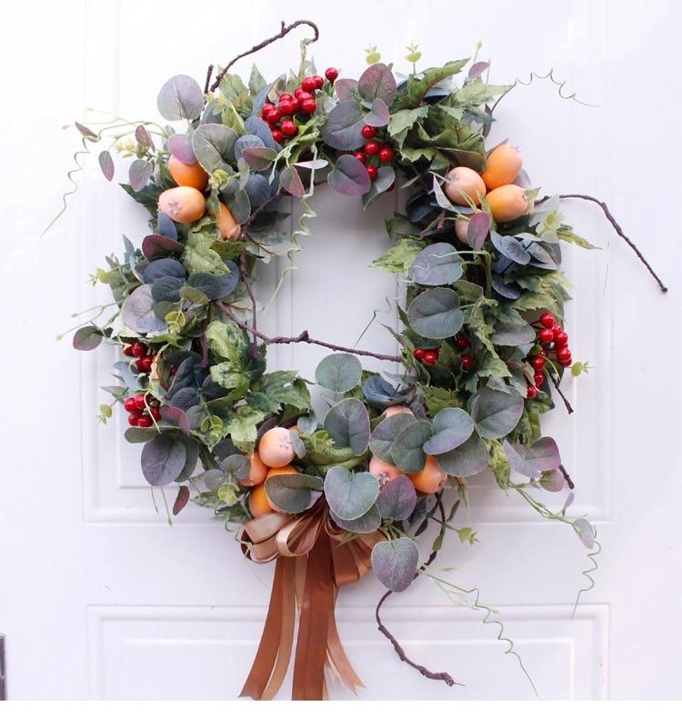 thanksgiving wreath harvest wreaths Harvest wreath fall wreath fall wreaths thanksgiving decor harvest decor fall decor wreath