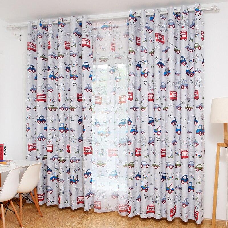 Children\'s Window Curtains For Kids Bedroom Living Room ...