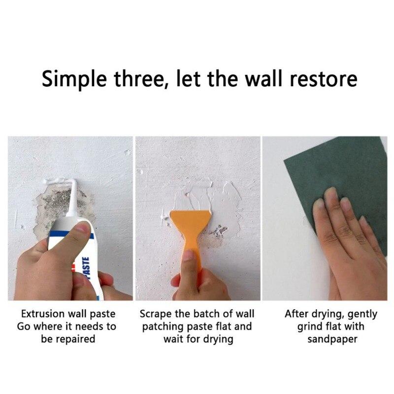 Waterproof Repair Wall Cracking Or Hole Instant Waterproof Repair Paste Remove Wall Graffiti
