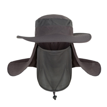 Outdoor Travel Fishing Fisherman Neck Face UV Sun Protection Flap Cap Hat Fisherman Hat Adjustable and Removable Fishing Caps 6