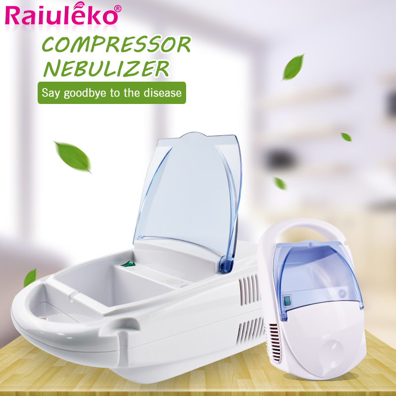 Automizer Children Adult Inhale Nebulizer Ultrasonic Nebulizer Spray Health Care Medical Steaming Inhaler Respiratory Medicine