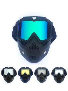 Goggles Sunglasses Snowmobile Skiing-Mask Motocross Windproof Cycling-Eyewear UV400 Outdoor