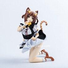 24cm Native BINDing NEKOPARA Azuki Sexy Anime Figure NEKOPARA Azuki Soft Body Action Figure Collectible Model Toys 1/4 Scale