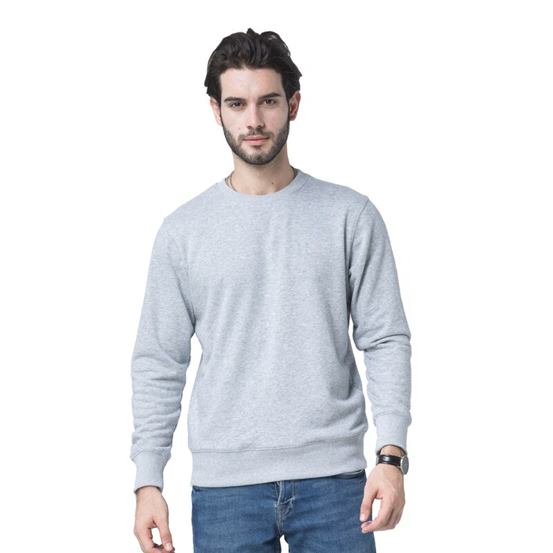 Fashion Personalized Men Sweater Regular Thickness Sleeve Customize Advertising Sweater A240 Printing Street