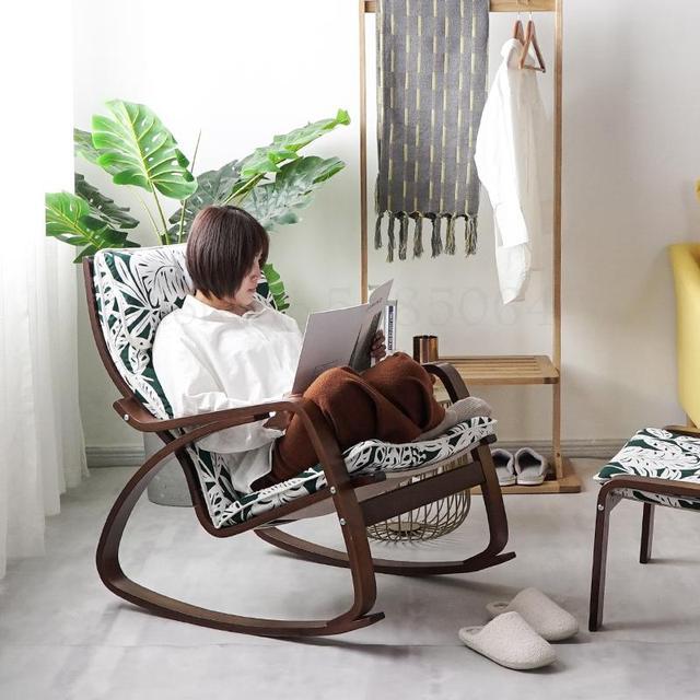 Modern Rocking Chair 2