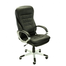 Wholesale Executive High Back Swivel Lift Chair PU Office Chair цены онлайн