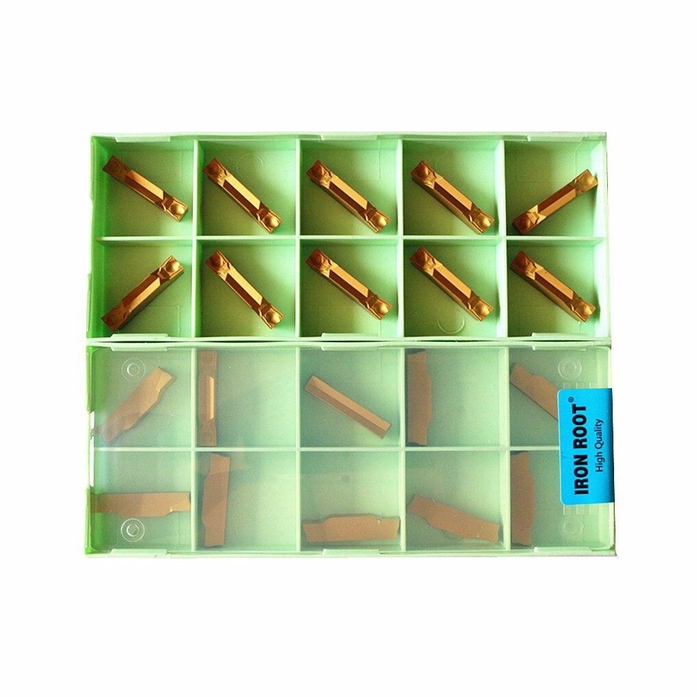 10P CNC 카바이드 인서트 ZTFD 0303 / ZTGD 0404 / ZTGD 0504 MG TG4025 금속 선반 절삭 공구 홈 붙이 인서트|터닝 툴|   - AliExpress