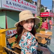 Панама в стиле ретро для мужчин и женщин шляпа с заусенцами