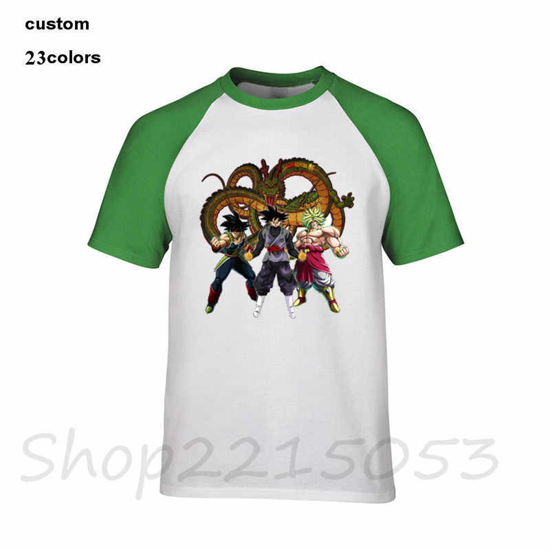 Аниме Манга dragon ball Z super fighterz legends мужские японские футболки GOKU сайан вежета Harajuku брендовая одежда футболки