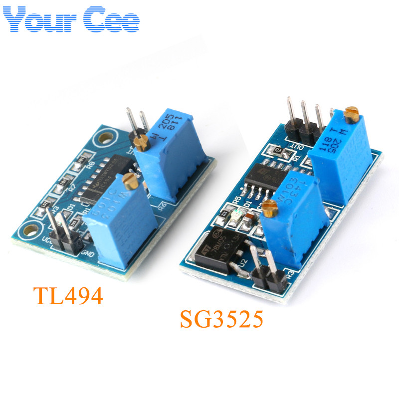 TL494 <font><b>SG3525</b></font> PWM Controller <font><b>Module</b></font> Adjustable Frequency Control Board <font><b>Module</b></font> Diy Electronic image