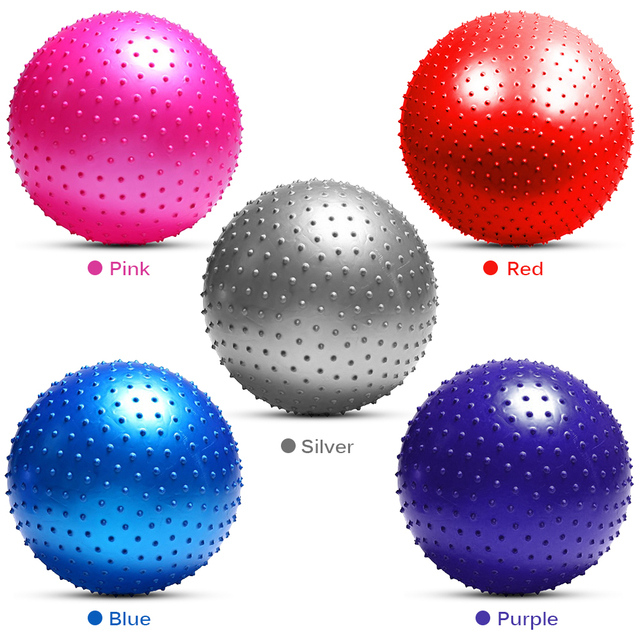 Anti-burst Yoga Ball  5