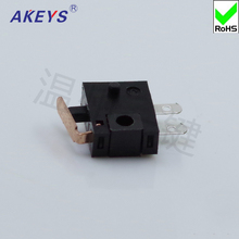 4 pcs Limit switch game switch flash door reset switch micro detection button switch KFC-V-103B micro switch tm 1702 miniature switch travel switch limit switch silver point