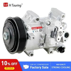 Image 1 - Için TSE14C AC kompresör Toyota Corolla Matrix 2010 2013 1.8L 88310 02710 88310 02711 88310 02730 88310 68030 88310 68031
