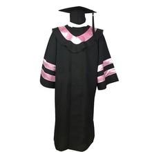 America University Academi Dress Academic Master Graduation Service School Uniform Adult Formal
