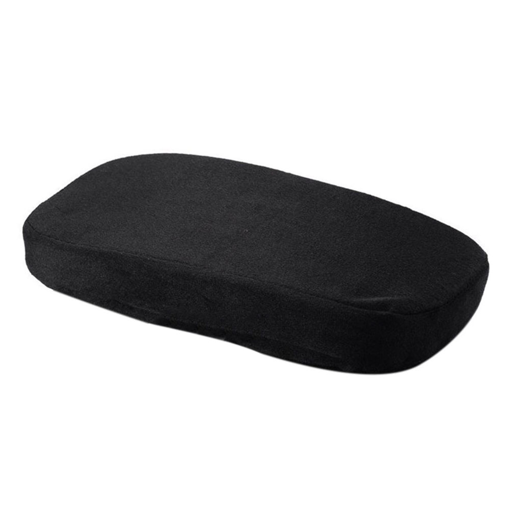 Office Memory Foam Soft Ergonomic Cushion Chair Armrest Pad Universal Forearms Anti Slip Elbow Pillows Relief Pressure Support