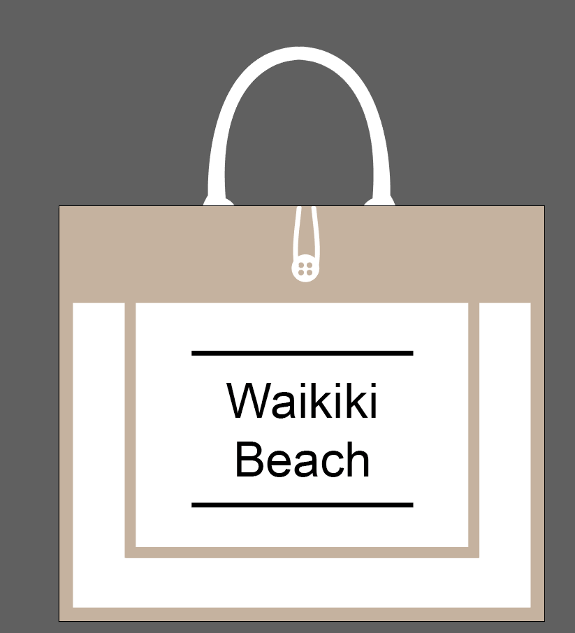 100 Pcs  White Bag  35x30x14 Size , Print Your Logo